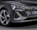 2021 Audi e-tron S Sportback (Color: Daytona Gray) Headlight Wallpapers  150x120 (39)
