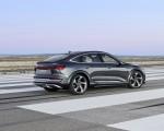 2021 Audi e-tron S Sportback (Color: Daytona Gray) Rear Three-Quarter Wallpapers  150x120 (25)
