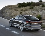 2021 Audi e-tron S Sportback (Color: Daytona Gray) Rear Three-Quarter Wallpapers  150x120 (17)