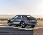 2021 Audi e-tron S Sportback (Color: Daytona Gray) Rear Three-Quarter Wallpapers  150x120 (26)