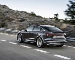 2021 Audi e-tron S Sportback (Color: Daytona Gray) Rear Three-Quarter Wallpapers  150x120 (14)