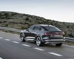 2021 Audi e-tron S Sportback (Color: Daytona Gray) Rear Three-Quarter Wallpapers  150x120 (19)