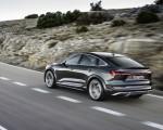 2021 Audi e-tron S Sportback (Color: Daytona Gray) Rear Three-Quarter Wallpapers 150x120 (15)