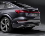 2021 Audi e-tron S Sportback (Color: Daytona Gray) Tail Light Wallpapers 150x120 (46)