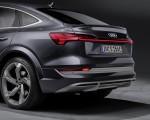 2021 Audi e-tron S Sportback (Color: Daytona Gray) Tail Light Wallpapers  150x120 (42)