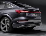 2021 Audi e-tron S Sportback (Color: Daytona Gray) Tail Light Wallpapers  150x120 (43)