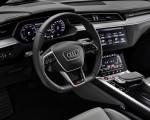 2021 Audi e-tron S Sportback Interior Steering Wheel Wallpapers 150x120 (50)