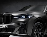 2021 BMW X7 Dark Shadow Edition Headlight Wallpapers 150x120 (7)