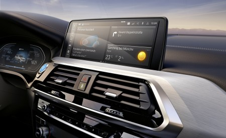 2021 BMW iX3 Central Console Wallpapers 450x275 (51)