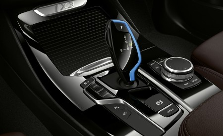 2021 BMW iX3 Central Console Wallpapers 450x275 (50)