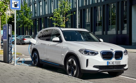 2021 BMW iX3 Charging Wallpapers 450x275 (15)