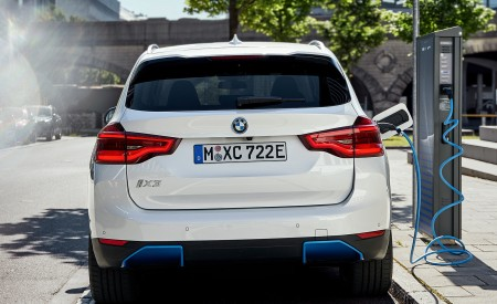 2021 BMW iX3 Charging Wallpapers 450x275 (16)