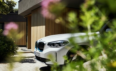 2021 BMW iX3 Detail Wallpapers 450x275 (24)