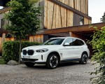 2021 BMW iX3 Front Three-Quarter Wallpapers 150x120 (26)