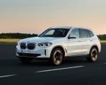 2021 BMW iX3 Front Three-Quarter Wallpapers 150x120 (8)