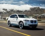 2021 BMW iX3 Front Three-Quarter Wallpapers 150x120 (3)