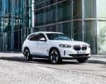 2021 BMW iX3 Front Three-Quarter Wallpapers 150x120 (36)