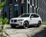 2021 BMW iX3 Front Three-Quarter Wallpapers 150x120 (29)