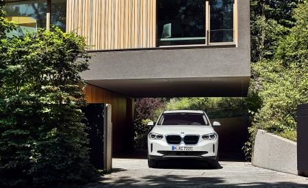 2021 BMW iX3 Front Wallpapers 450x275 (31)