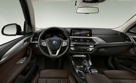 2021 BMW iX3 Interior Cockpit Wallpapers 450x275 (47)