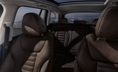 2021 BMW iX3 Interior Seats Wallpapers 450x275 (46)