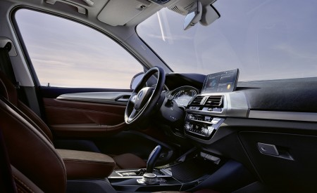 2021 BMW iX3 Interior Wallpapers 450x275 (48)
