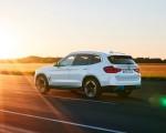 2021 BMW iX3 Rear Three-Quarter Wallpapers 150x120 (10)