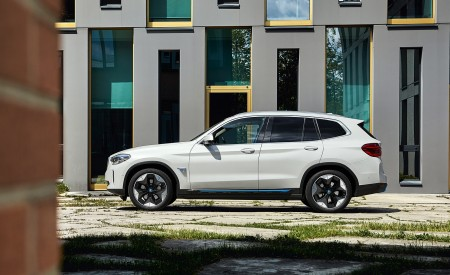 2021 BMW iX3 Side Wallpapers 450x275 (23)