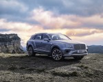2021 Bentley Bentayga Hallmark Front Three-Quarter Wallpapers 150x120 (21)