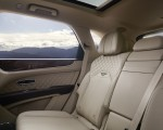 2021 Bentley Bentayga Hallmark Interior Rear Seats Wallpapers 150x120 (31)