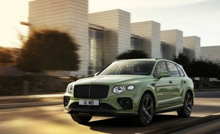 2021 Bentley Bentayga V8 Wallpapers HD