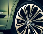 2021 Bentley Bentayga V8 (Color: Alpine Green) Wheel Wallpapers 150x120 (13)