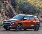 2021 Chevrolet Trailblazer ACTIV Front Three-Quarter Wallpapers 150x120 (13)