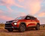 2021 Chevrolet Trailblazer ACTIV Front Three-Quarter Wallpapers 150x120 (11)