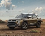 2021 Chevrolet Trailblazer ACTIV Front Three-Quarter Wallpapers 150x120 (7)
