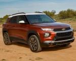 2021 Chevrolet Trailblazer ACTIV Front Three-Quarter Wallpapers 150x120 (2)