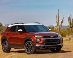 2021 Chevrolet Trailblazer ACTIV Front Three-Quarter Wallpapers 150x120 (12)