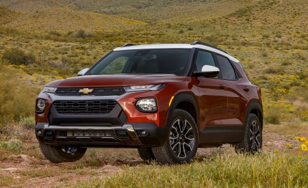2021 Chevrolet Trailblazer ACTIV Wallpapers HD