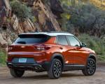 2021 Chevrolet Trailblazer ACTIV Rear Three-Quarter Wallpapers 150x120 (16)