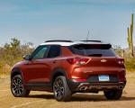 2021 Chevrolet Trailblazer ACTIV Rear Three-Quarter Wallpapers 150x120 (15)
