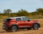 2021 Chevrolet Trailblazer ACTIV Rear Three-Quarter Wallpapers 150x120 (4)