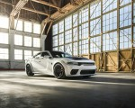 2021 Dodge Charger SRT Hellcat Redeye Front Three-Quarter Wallpapers 150x120 (26)