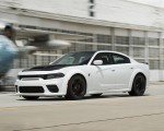 2021 Dodge Charger SRT Hellcat Redeye Front Three-Quarter Wallpapers 150x120 (16)