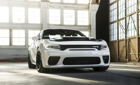 2021 Dodge Charger SRT Hellcat Redeye Front Wallpapers 450x275 (27)