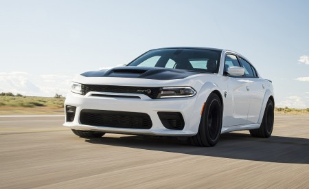 2021 Dodge Charger SRT Hellcat Redeye Front Wallpapers 450x275 (7)