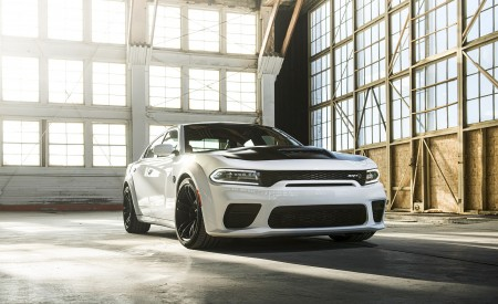 2021 Dodge Charger SRT Hellcat Redeye Front Wallpapers 450x275 (28)