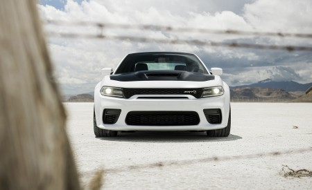 2021 Dodge Charger SRT Hellcat Redeye Front Wallpapers 450x275 (19)