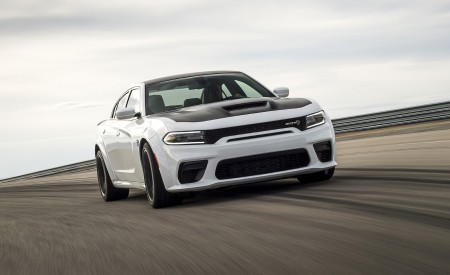 2021 Dodge Charger SRT Hellcat Redeye Front Wallpapers 450x275 (5)
