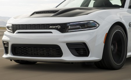 2021 Dodge Charger SRT Hellcat Redeye Front Wallpapers 450x275 (34)