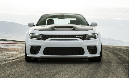 2021 Dodge Charger SRT Hellcat Redeye Front Wallpapers 450x275 (14)